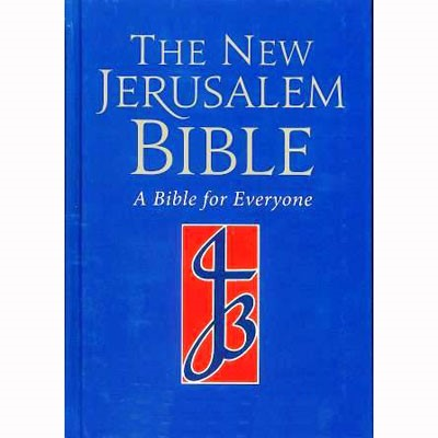 New Jerusalem Bible Standard Edition (NJB)