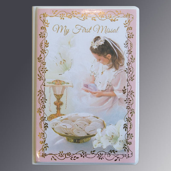 1st Holy Communion Missal for a Girl