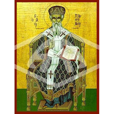 Parthenius, Bishop of Lampsacus Icon