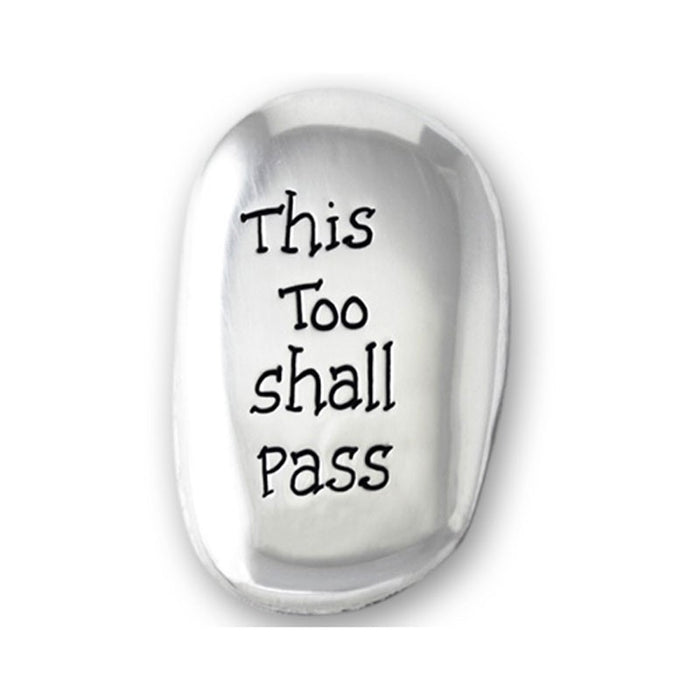 Pocket Stone This Too Shall Pass
