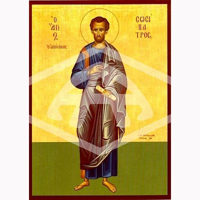 Sosipater the Apostle Icon