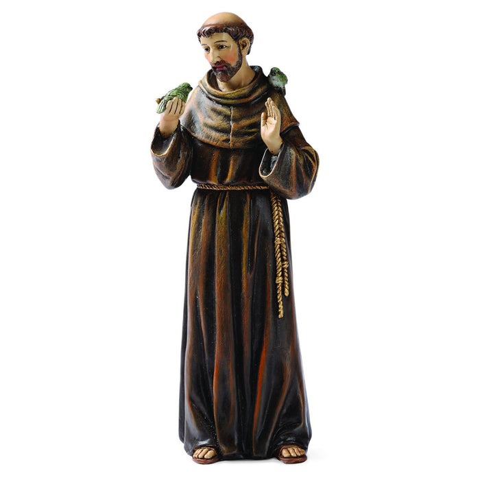 St Francis of Assisi Statue 6 Inches High
