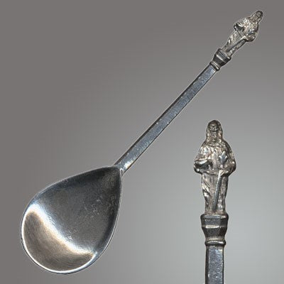 St James the Great Apostle Spoon