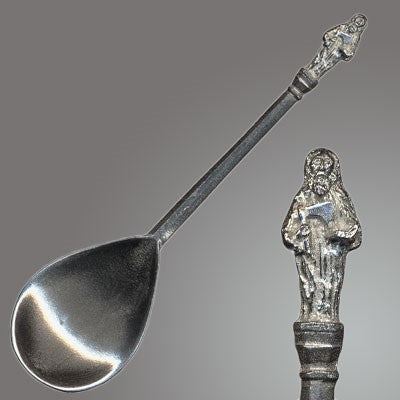 St Matthew Apostle Spoon