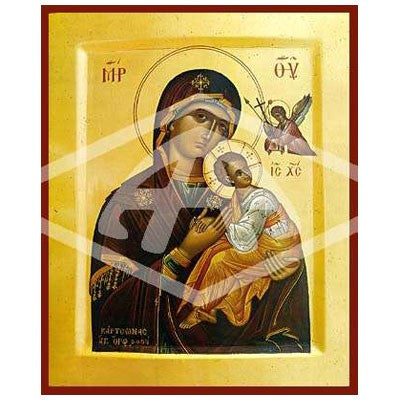 Virgin and Child Icon