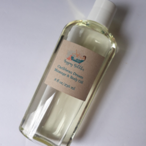 Caribbean Dream Massage and Body Oil