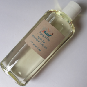 Apple Pie Massage and Body Oil