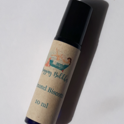 Almond Biscotti Roll-on Perfume