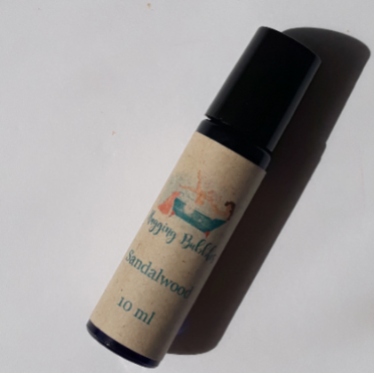 Sandalwood Roll-on Cologne