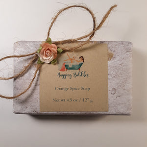 Orange Spice Soap