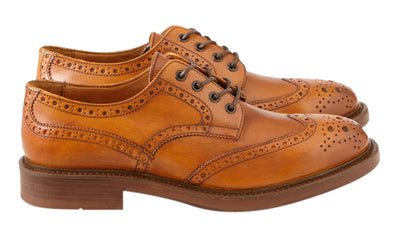 For the Love of the Brown Wing Tip