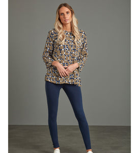 Viscose Jersey Amanda Leggings