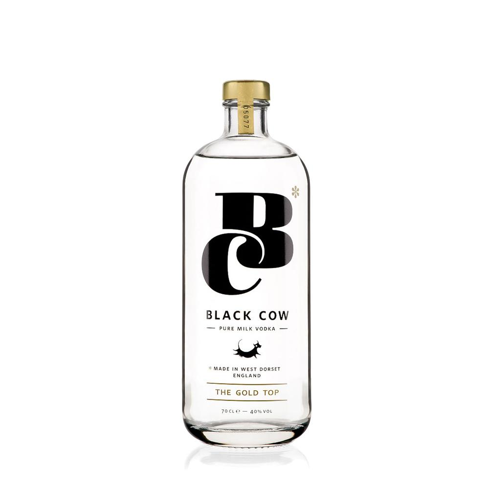 Black Cow Vodka - Wolftown Distillery