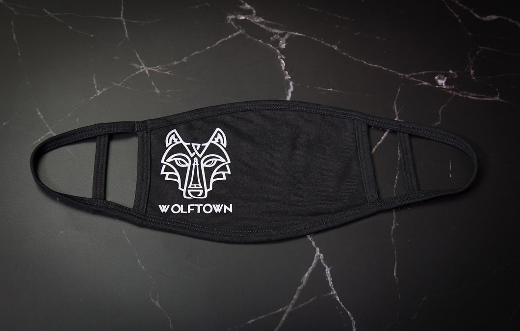 Face Mask - Wolftown Distillery