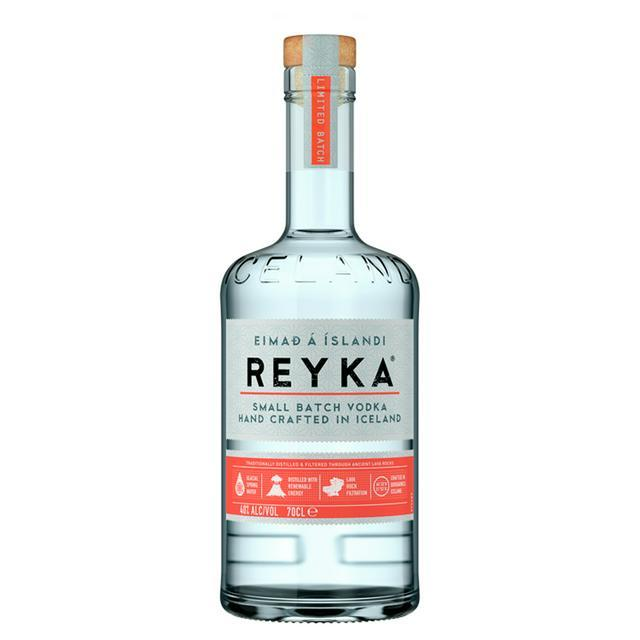 Reyka Vodka - Wolftown Distillery
