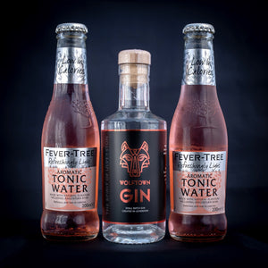 Wolftown Gin and Tonic Combo - Aromatic - Wolftown Distillery
