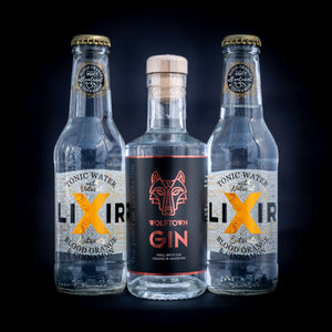 Wolftown Gin and Tonic Combo - Orange - Wolftown Distillery