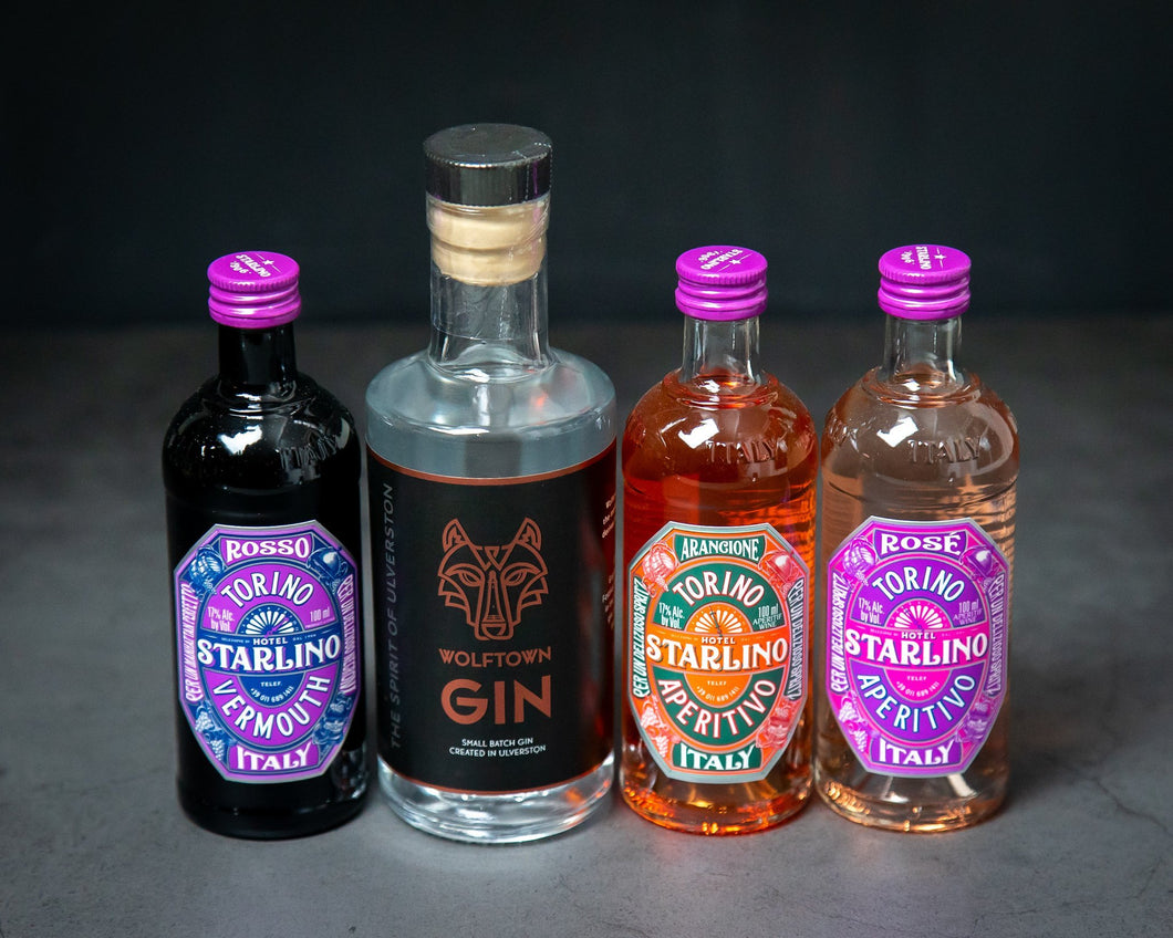 Wolftown Mini Negroni Package - Wolftown Distillery
