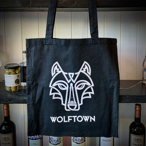 Wolftown Tote Bag - Wolftown Distillery