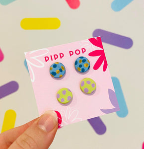 Confetti Stud Pack-Pipp Pop