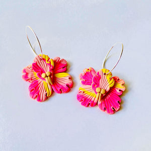 Orchid Dangles-Pipp Pop