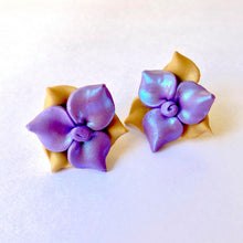 Load image into Gallery viewer, Forever Floral Studs-Pipp Pop