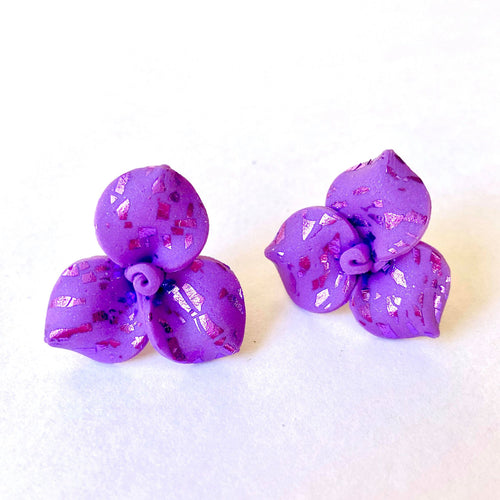 Forever Floral Studs-Pipp Pop