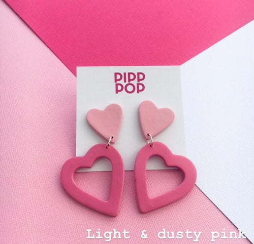 Big Love Light and Dusty Pink-Pipp Pop