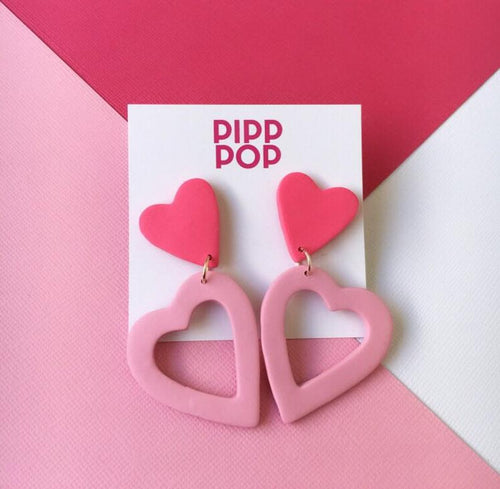 Big Love Raspberry and Pink Pearl-Pipp Pop