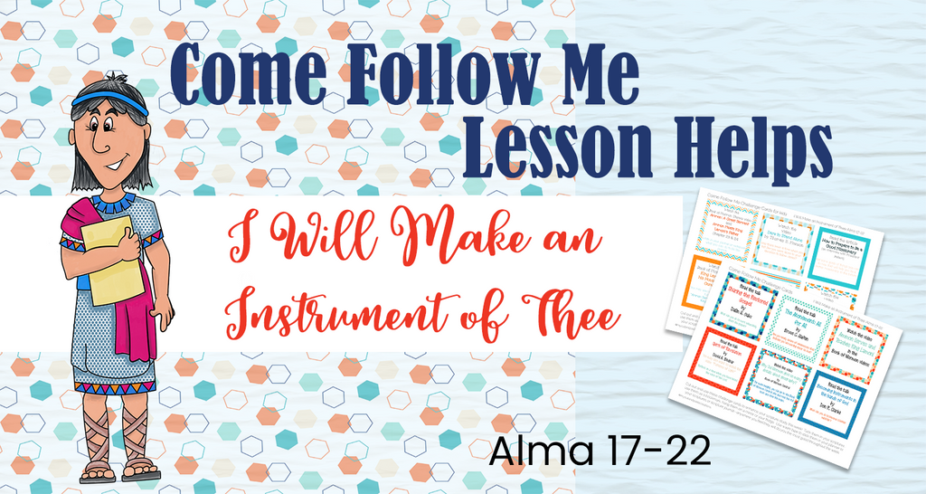 Come Follow Me Lesson Helps