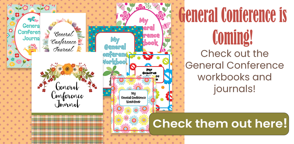 General Conference Journals and Workbooks