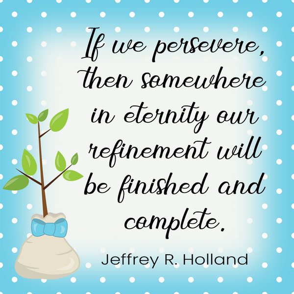 Quote from Jeffrey R. Holland