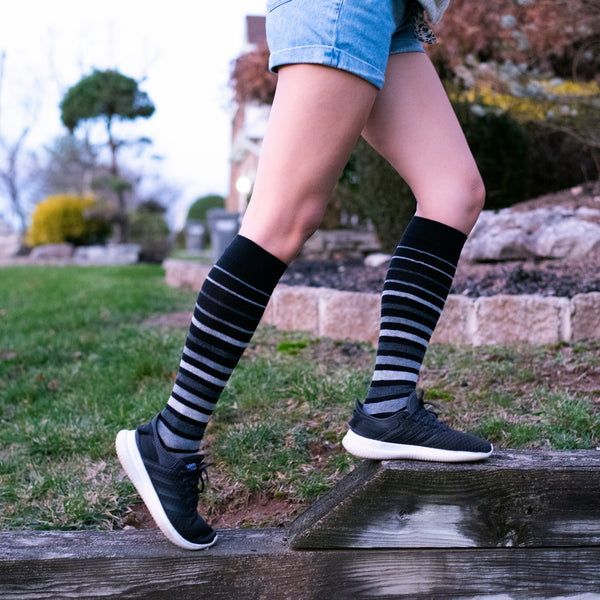 What Kinds of Compression Socks Should You Wear for Summer Running?