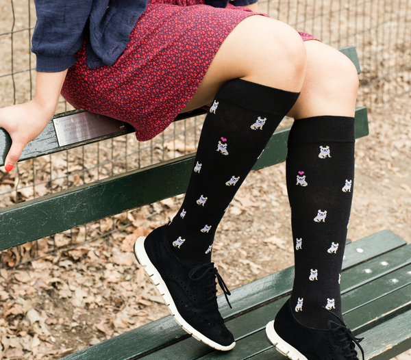 Women's Cute Compression Socks