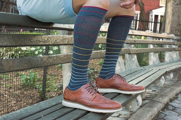 Complete Dress Sock Style Guide: The Do's and Don'ts
