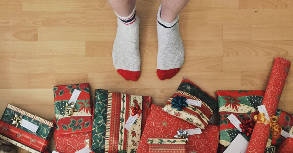 Compression Socks Holiday Gift Guide [Infographic]