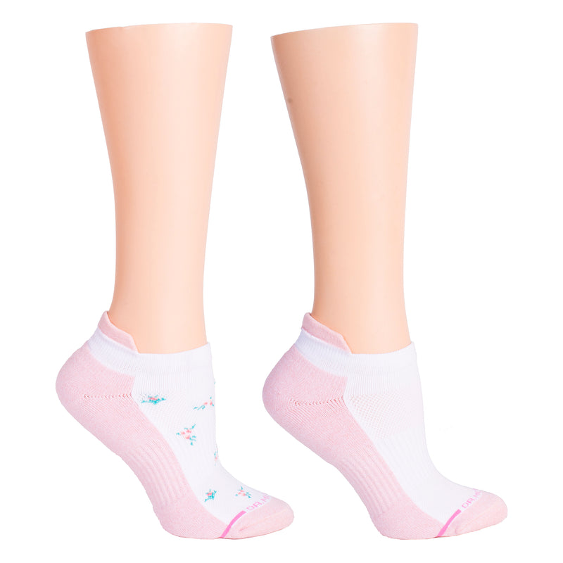 Ditsy Floral | Ankle Compression Socks For Women