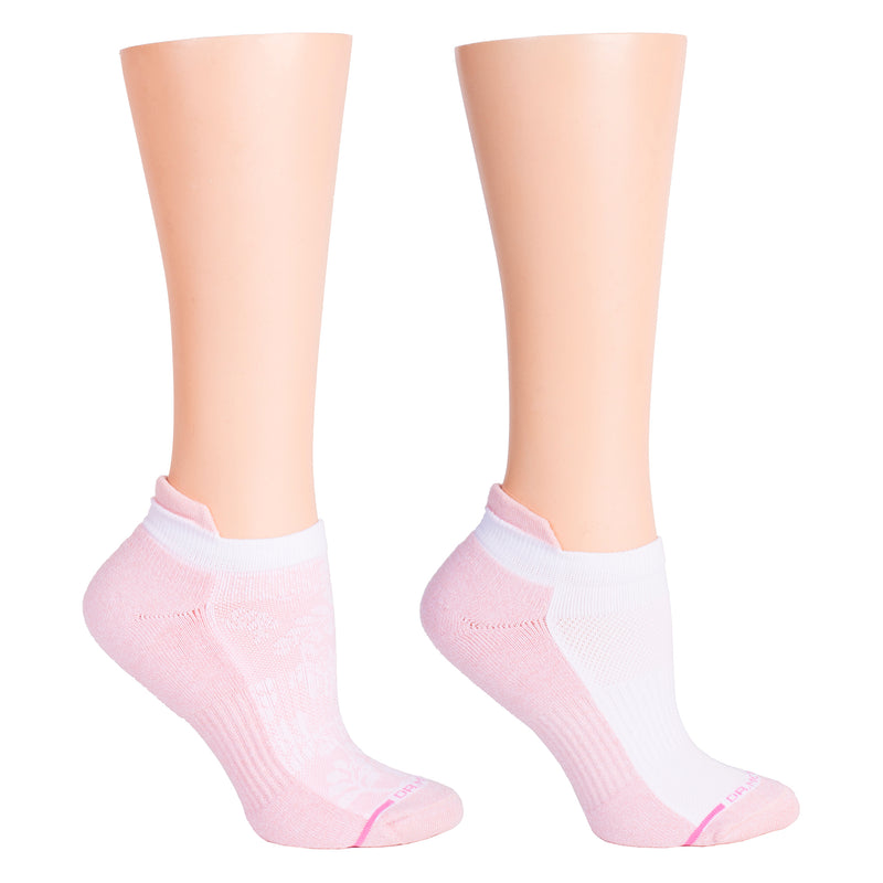 Pretty Lace Texture | Ankle Compression Socks For Women