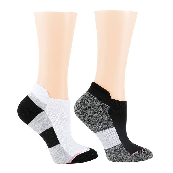 Color Block | Ankle Compression Socks For Women
