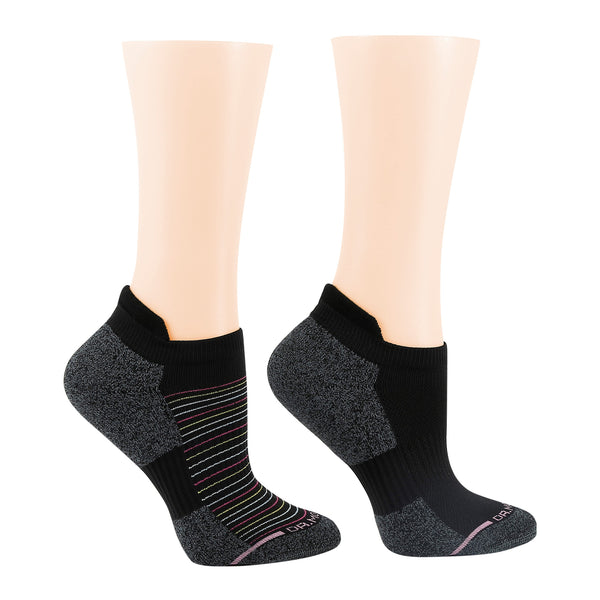 Pin Stripe | Ankle Compression Socks For Women