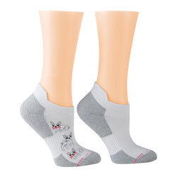Frenchie | Ankle Compression Socks For Women