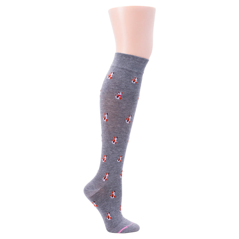 Cats | Knee-High Compression Socks For Women