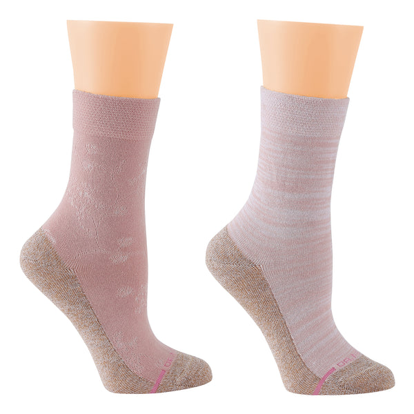 Floral | Comfort Top Socks For Women