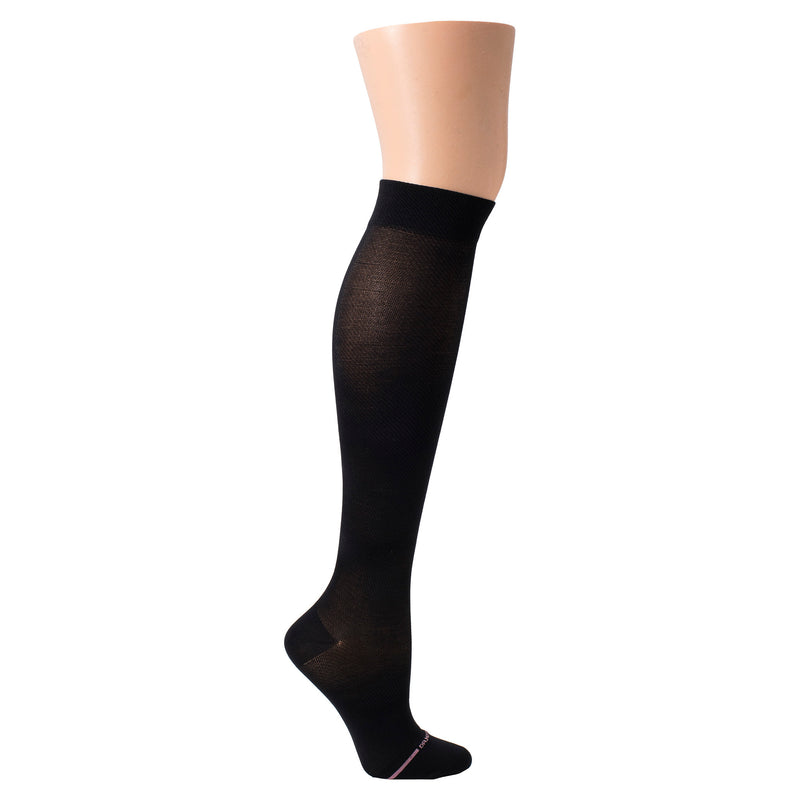 Solid Lightweight | Knee-High Compression Socks For Women