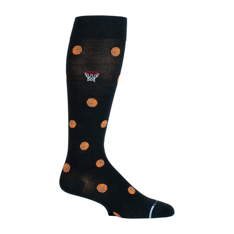 Basketball | Knee-High Compression Socks For Men