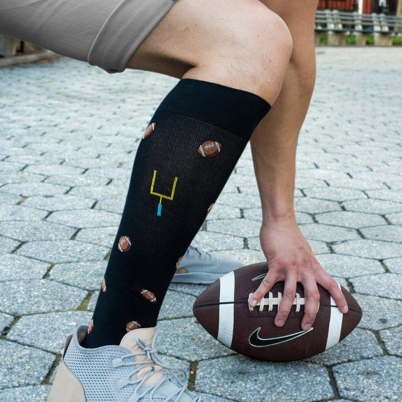 Football | Knee-High Compression Socks For Men
