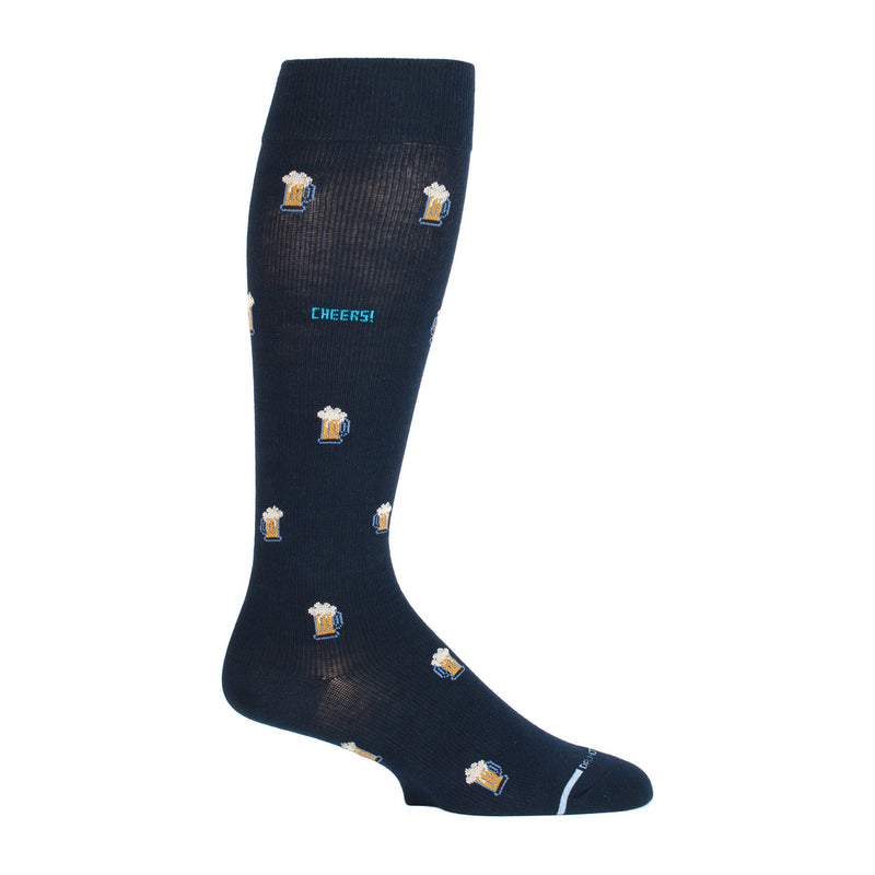 Beer | Knee-High Compression Socks For Men