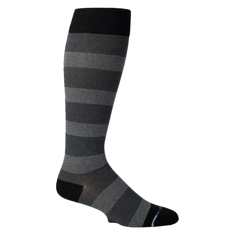 Feed Stripe Rugby | Knee-High Compression Socks For Men