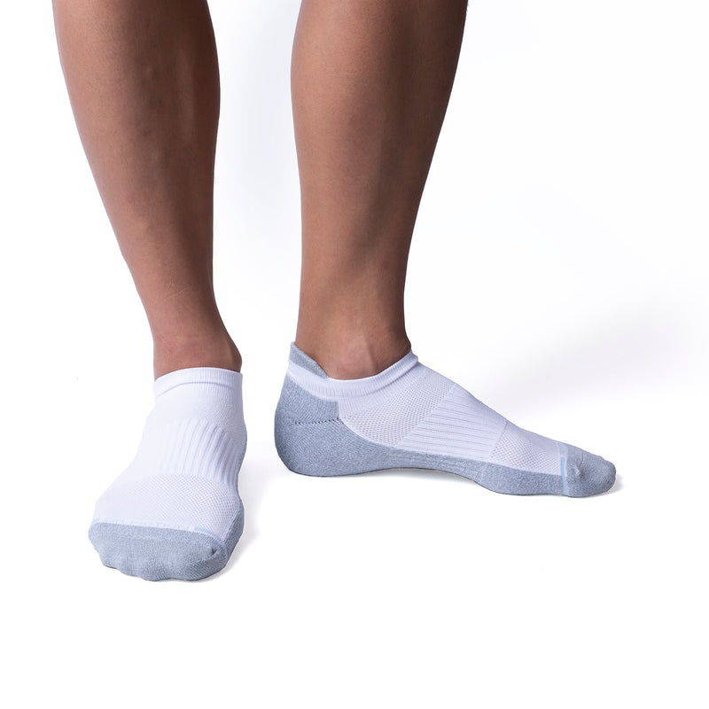 Plain Knit | Ankle Compression Socks For Men