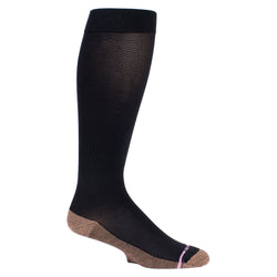 Solid Copper Infused | Knee-High Compression Socks For Men